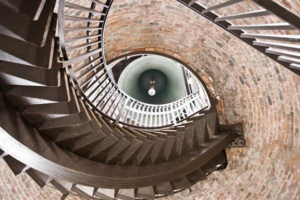 Turm bei Palazzo del Commune